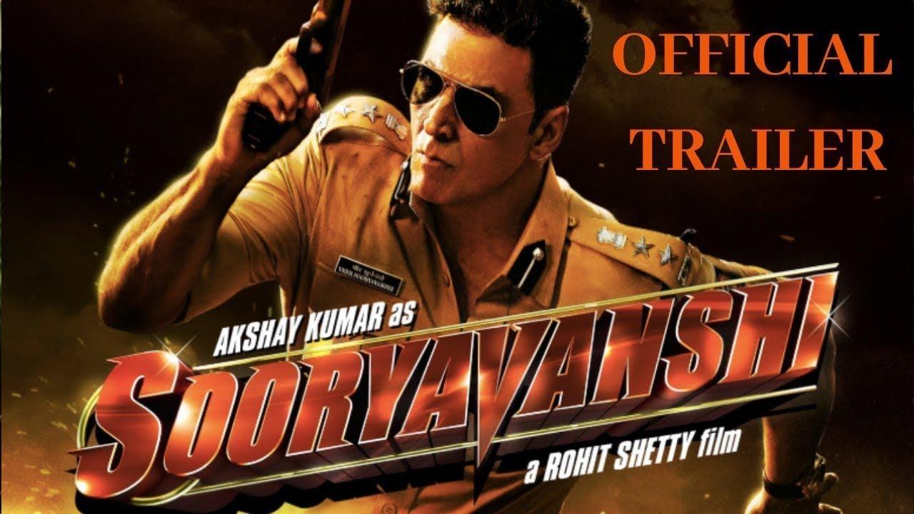 Sooryavanshi trailer