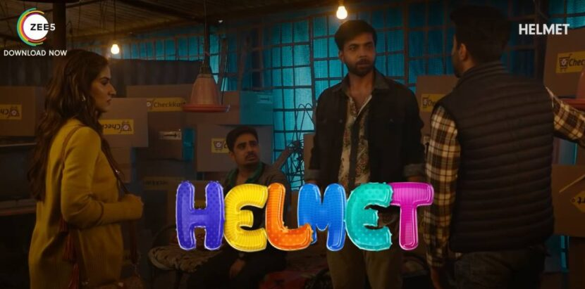 Helmet 2021 Movie ZEE5